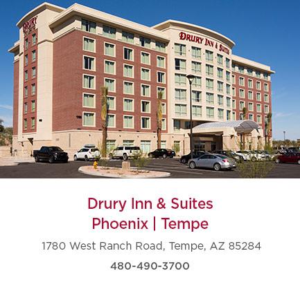 Drury Inn & Suites Phoenix Tempe