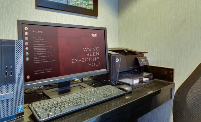 Drury Inn & Suites Hayti/Caruthersville - 24 Hour Business Center
