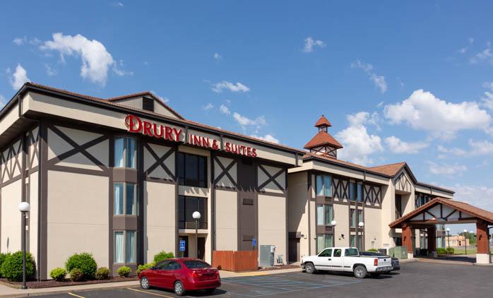 Drury Inn & Suites Hayti/Caruthersville - Exterior