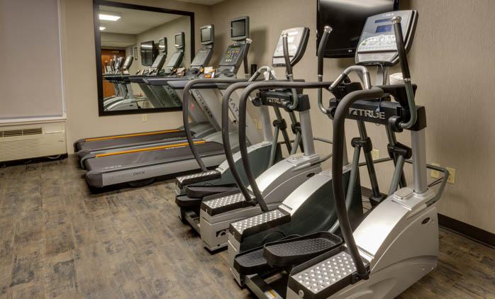Drury Inn & Suites Hayti/Caruthersville - Fitness Center