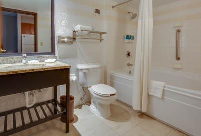 Drury Inn & Suites Hayti/Caruthersville - Bathroom