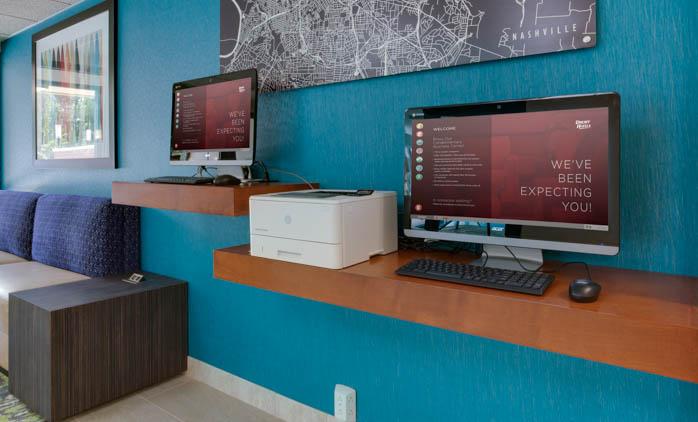 Drury Inn & Suites Nashville Airport - Business Center