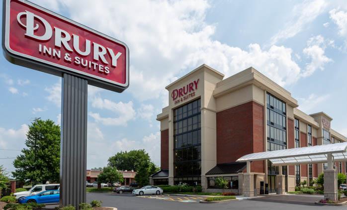 Drury Inn & Suites Nashville Airport - Hotel Exterior