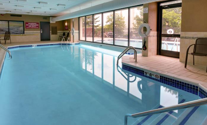 Drury Inn & Suites Nashville Airport - Indoor/Outdoor Pool