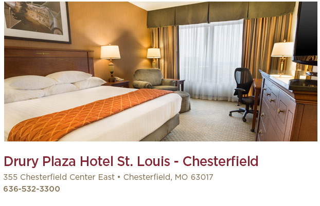 Drury Plaza Hotel Chesterfield