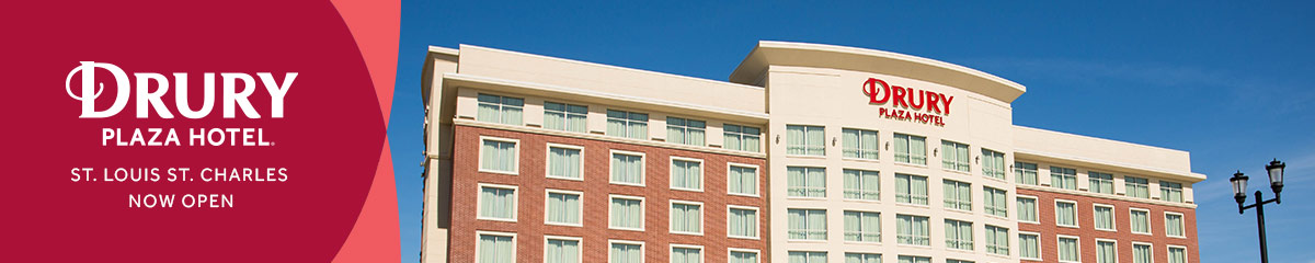 Drury Plaza Hotel St. Louis St. Charles Now Open