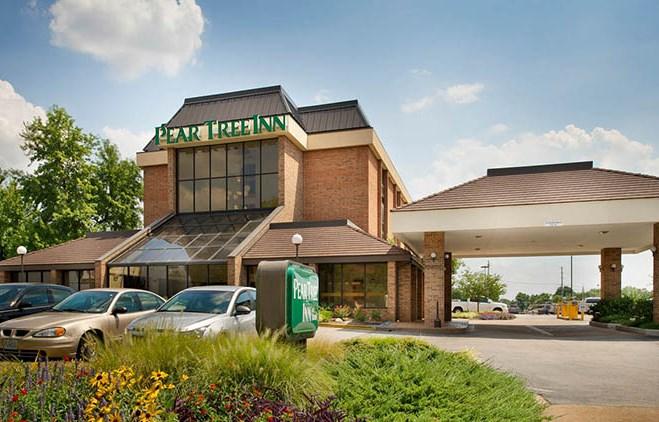 Pear Tree Inn Airport St. Louis - Hotel Exterior