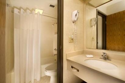 Pear Tree Inn Airport St. Louis - Guest Bathroom