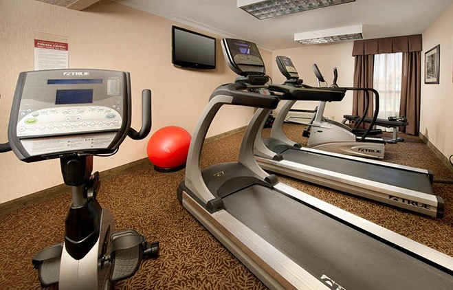 Drury Inn & Suites Westport St. Louis - Fitness Center