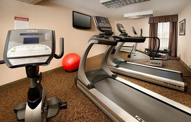 Drury Inn & Suites Westport St. Louis - Fitness Center