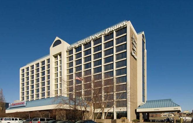 Pear Tree Inn Union Station St. Louis - Hotel Exterior