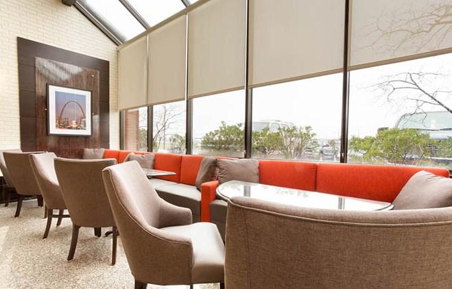 Drury Inn & Suites St. Louis Airport Lobby