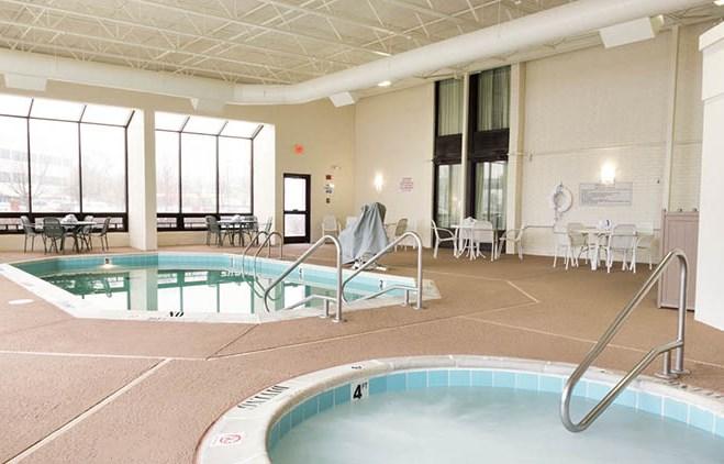 Drury Inn & Suites St. Louis Airport Pool and Spa