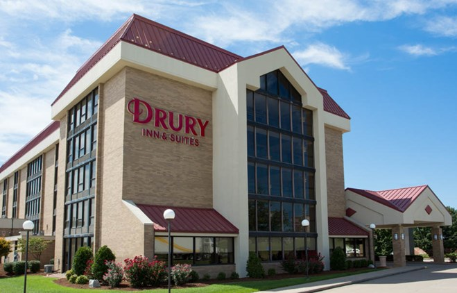 Drury Inn & Suites Cape Girardeau - Exterior