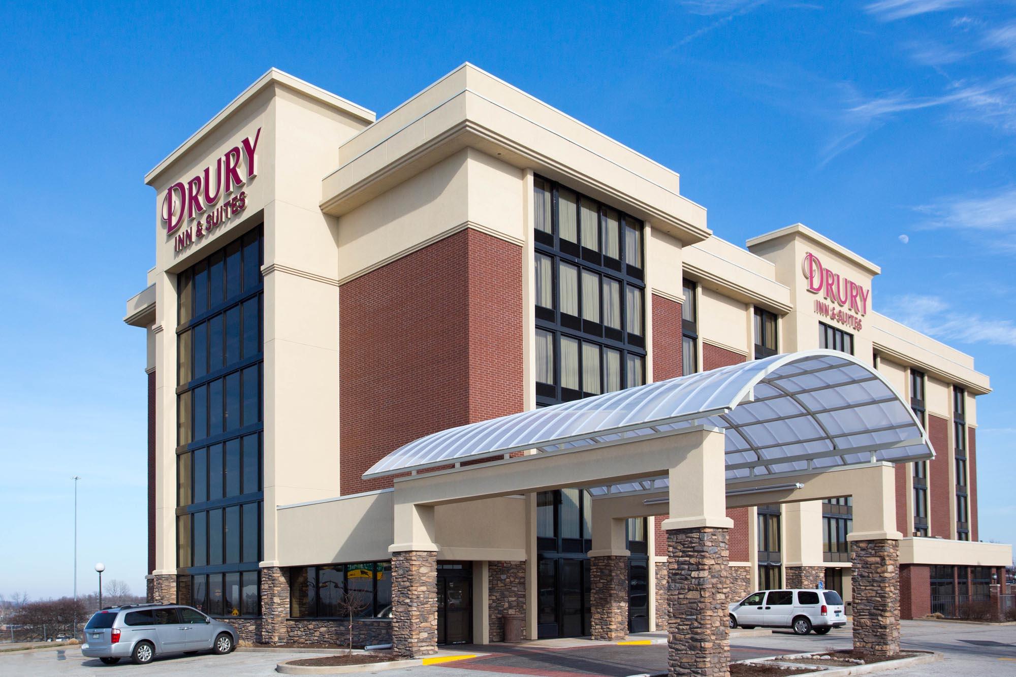 Drury Inn Suites St Louis St Peters Drury Hotels