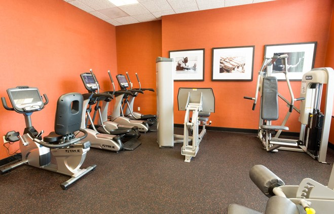 Drury Plaza Hotel Chesterfield - Fitness Center
