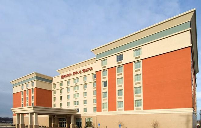 Drury Inn Suites St Louis Arnold Drury Hotels