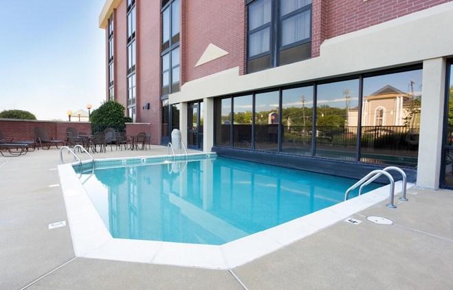 Drury Inn Suites Greensboro Drury Hotels