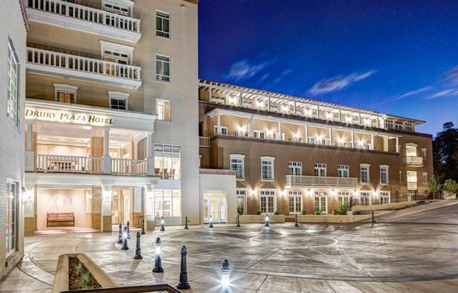 Drury Plaza Hotel in Santa Fe - Hotel Exterior