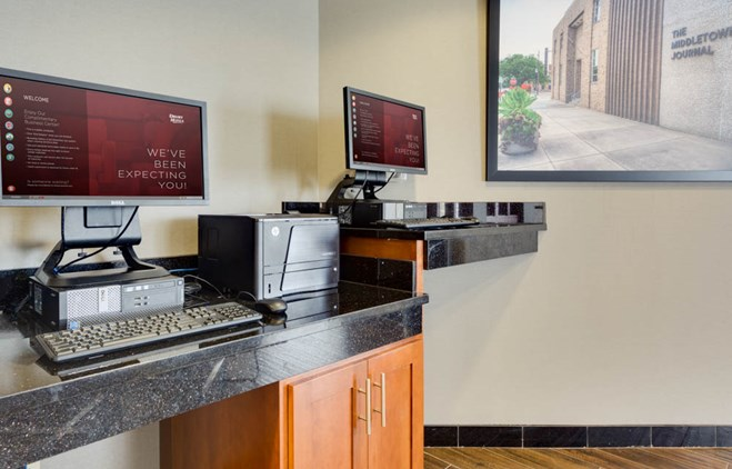 Drury Inn & Suites Middletown Franklin - 24 Hour Business Center