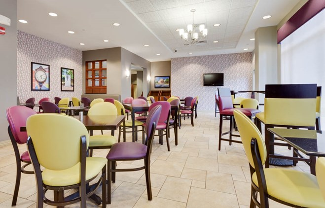 Drury Inn & Suites Middletown Franklin - Dining Area