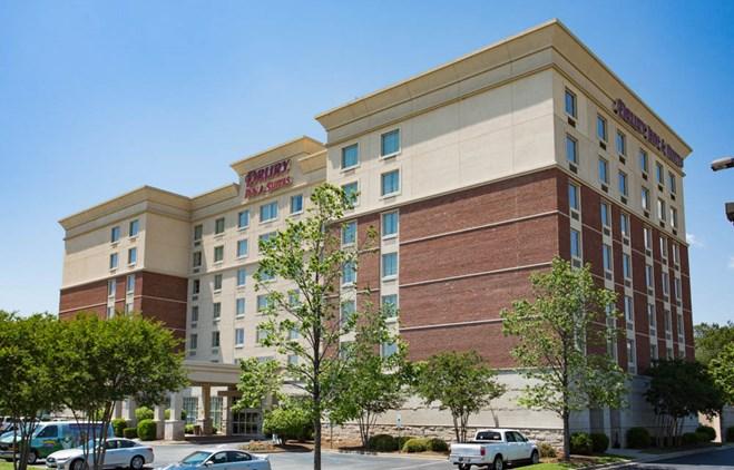 Drury Inn & Suites Greenville - Drury Hotels
