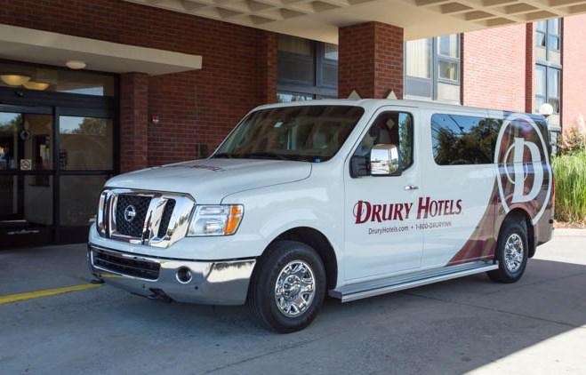 Drury Inn & Suites Nashville Airport - Shuttle