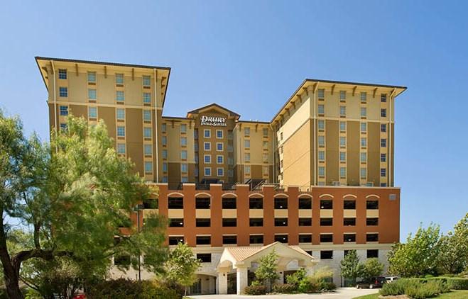 Drury Inn Suites San Antonio Near La Cantera Parkway Drury Hotels New 2 Bedroom Suites San Antonio Tx Property
