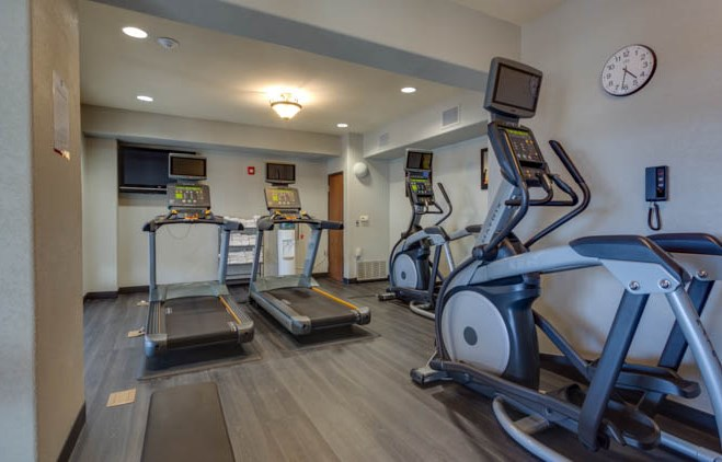 Drury Inn & Suites - Las Cruces - Fitness Center