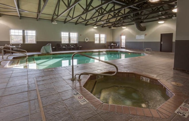 Drury Inn & Suites - Las Cruces - Indoor Pool