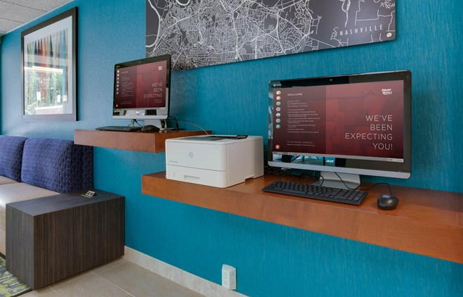 Drury Inn & Suites Nashville Airport - 24 Hour Business Center