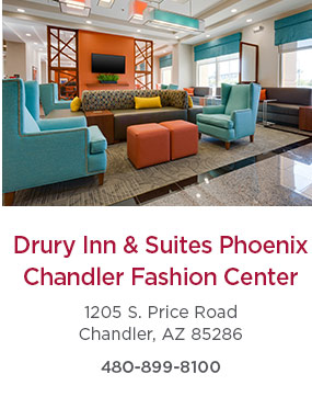 Drury Inn & Suites Phoenix Chandler Fashion Center
