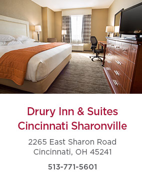 Drury Inn & Suites Cincinnati Sharonville