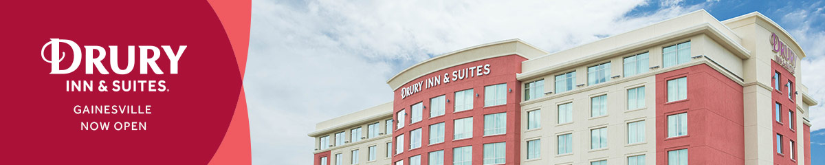 Drury Inn & Suites Gainesville Now Open