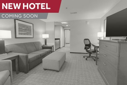 New Hotel Coming Soon