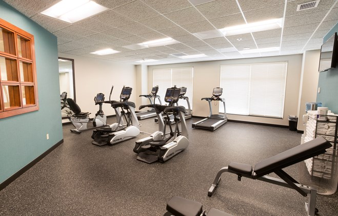 Drury Inn & Suites St. Louis Brentwood - Fitness Center