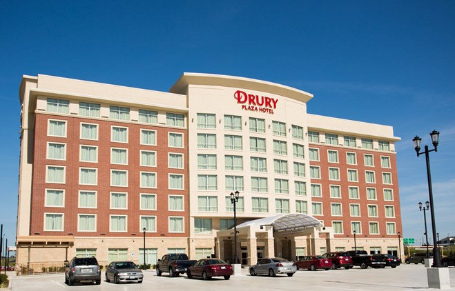 Drury Plaza Hotel St. Louis St. Charles - Drury Hotels on
