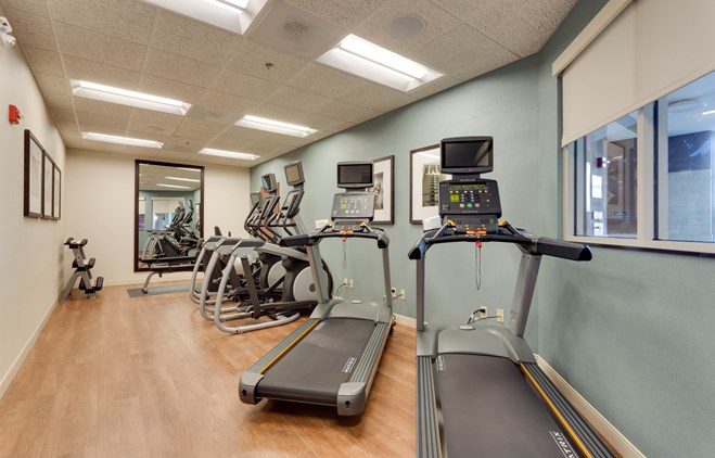 Drury Plaza Hotel St. Louis St. Charles - Fitness Center
