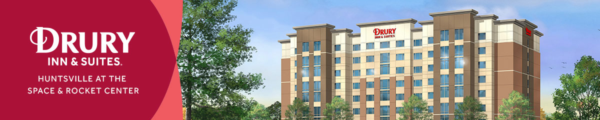 Drury Inn and Suites Huntsville Nears Completion