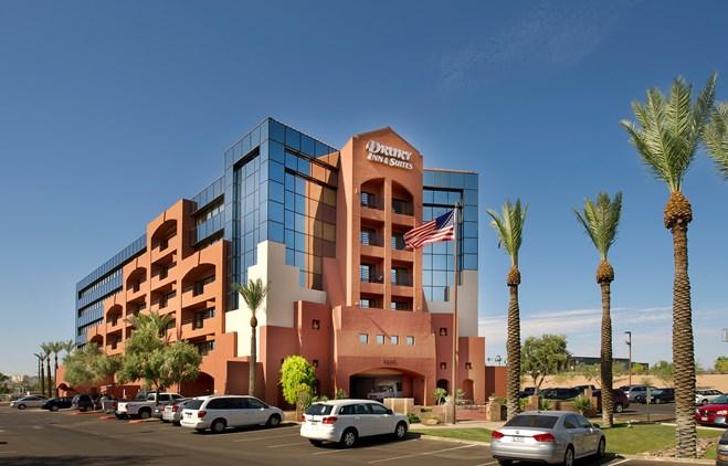 Drury Inn Suites Phoenix Airport Exterior