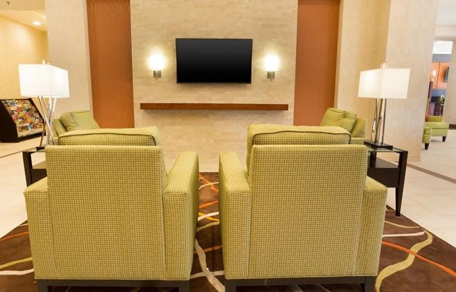 Drury Inn & Suites Phoenix Tempe - Lobby