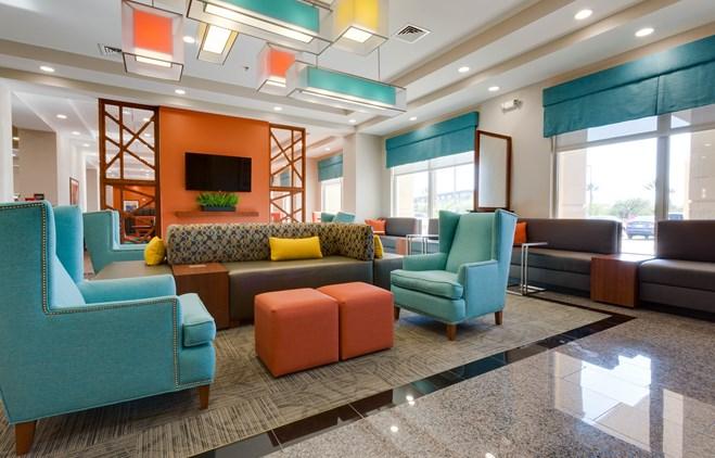 Drury Inn & Suites Phoenix Chandler - Lobby