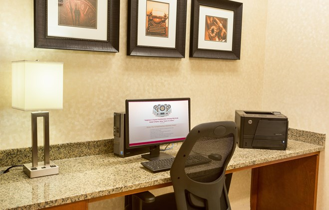 Drury Inn & Suites Denver Stapleton - 24 Hour Business Center