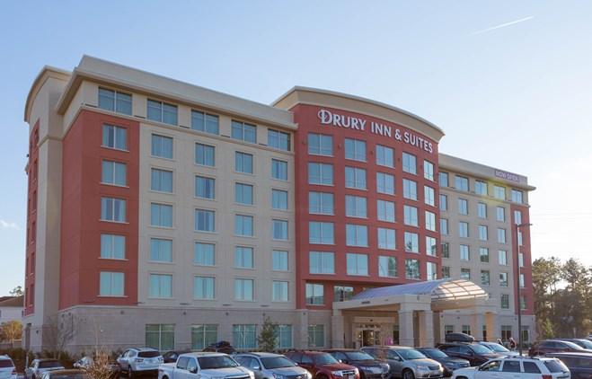 drury inn suites gainesville exterior - Hilton Garden Inn Gainesville Ga
