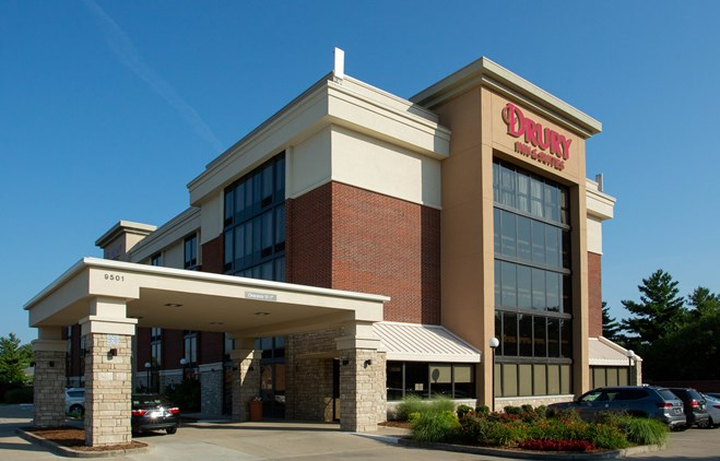 Drury Inn & Suites Louisville East - Exterior