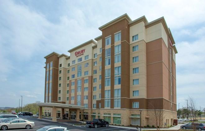 Drury Inn Suites Pittsburgh Airport Settlers Ridge Exterior