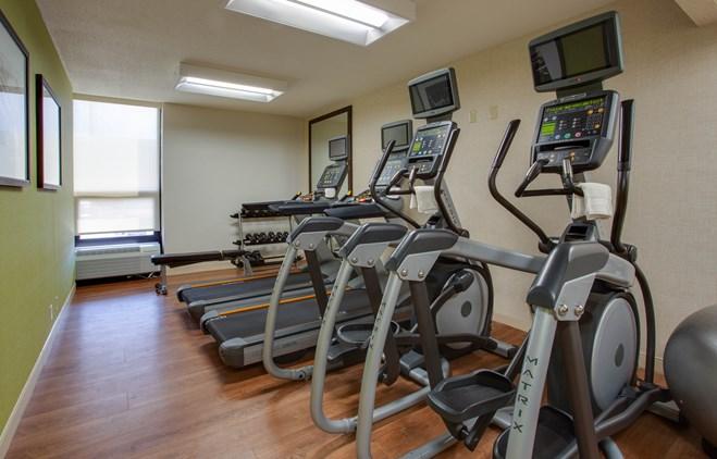 Drury Inn & Suites Terre Haute - Fitness Center