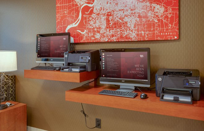 Drury Inn & Suites Memphis Southaven - 24 Hour Business Center