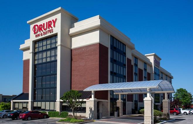 Drury Inn Suites Memphis Southaven Exterior