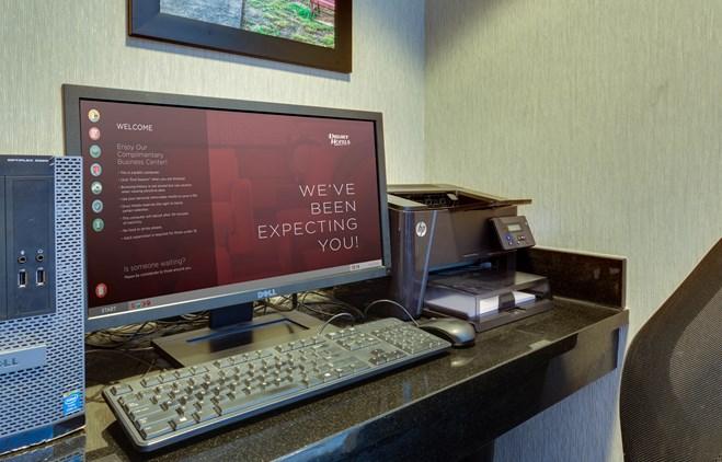 Drury Inn & Suites Hayti - 24 Hour Business Center